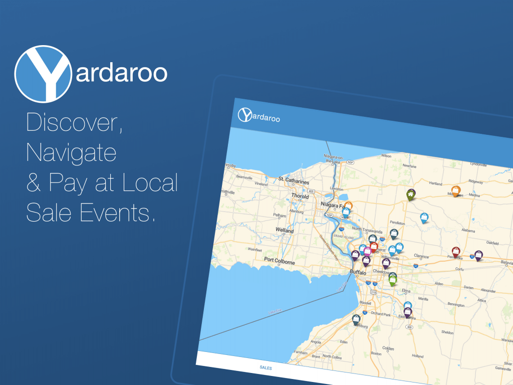 Yardaroo - The best local selling app