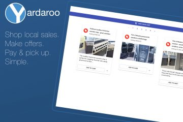 Yardaroo - Shop local sales. Make offers. Pay & pick up. Simple.